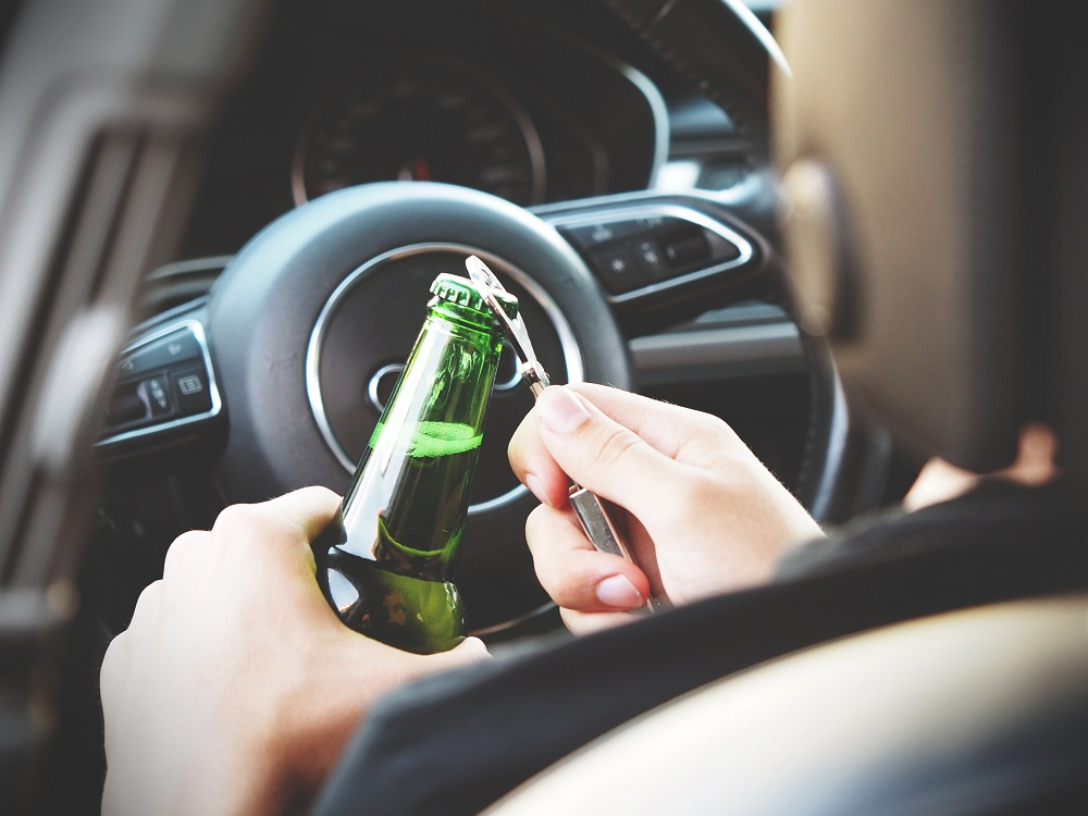 Drunk Driving Is a Risk