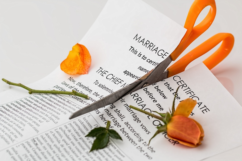 The Divorce Rates Are Fluctuating, And That's Not a Bad Sign