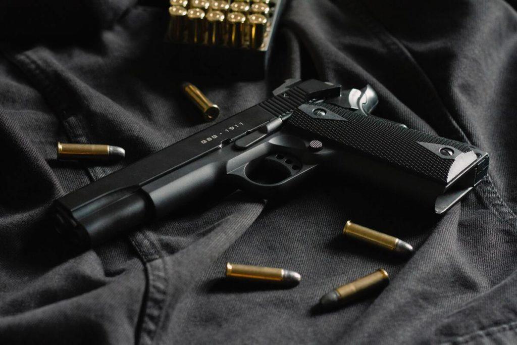 purchased gun